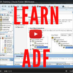 Learning Oracle ADF Videos