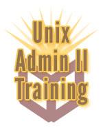unix admin II training course