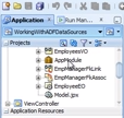 ADF application module called AppModule