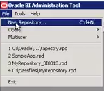 How To Create A Basic OBIEE 11g Repository